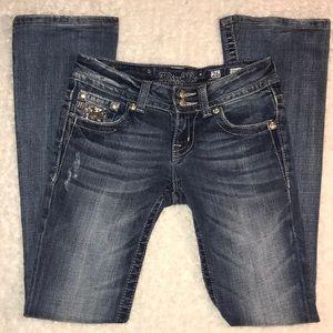 Miss Me Jeans 26 Boot Cut